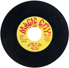 """MAD DOG & THE PUPS  """"COME IN TO MY LOVE SHOP""""    NORTHERN SOUL / FUNK  LISTEN!"""