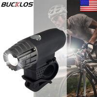 MTB Road Bike Waterpoof USB Rechargeable Headlight Outdoor Light Mutiple Modes
