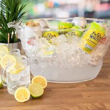 Ice Cooler  Acrylic Beer Bucket Champagne Drinks Wine Large