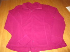 Gilet polaire,violine,Taille 44/46,marque LDADPR,NEUF!