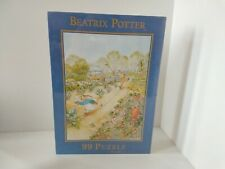 Beatrix Potter Peter Rabbit New Sealed Jigsaw Puzzle 99 Pieces for Children
