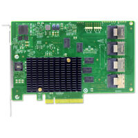 LSI00244 9201-16i PCI-Express 2.0 x8 SATA / SAS Host Bus Adapter Card US seller