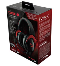 HYPERX - Cloud II Pro 7.1 Gaming Headset For PS4 and Xbox One - RED
