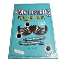 Bananagrams Mr. Lister's Quiz Shootout Quick Fire Party Card Game