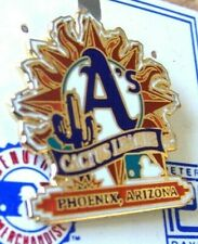 1995 Oakland Athletics A's Cactus League pin Phoenix Arizona lapel MLB c37510