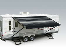 Carefree Pioneer RV Awning 20' Black and Grey (complete with arms)