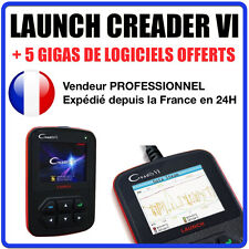 Valise Diagnostique Pro Multimarque En Français Obd Obd2 Diagnostic - CRD6