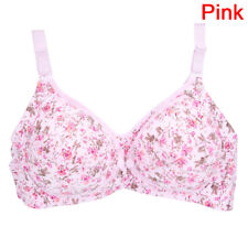Pregnant Women Flower Underwear Breast Feeding Nursing Bra neDS