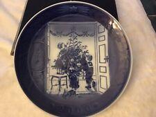 Royal Copenhagen Trimming The Tree Plate