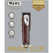 WAHL PROFESNL 5 STAR MAGIC CLIP CORDLESS HAIR CLIPPER *UK* *STAGGER TOOTH*- RM24