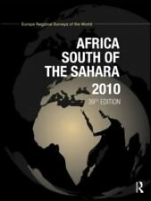 Africa South of the Sahara 2010 (2009, Hardcover, Revised, 39th Edition)
