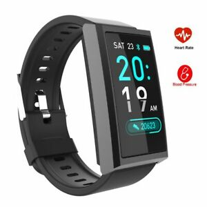 IP67 Waterproof Sports Fitness Tracker Heart Rate Blood Pressure Smart Bracelet