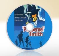 Pimpernel Smith (1941) DVD Classic Thriller Film / Movie Leslie Howard