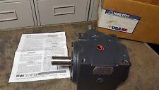 Hub City 90 degree 1/1 ratio gear box