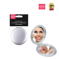 🔥New 2X Magnifying Mirror Vanity Compact Travel Make Up Beauty Cosmetic Zoom