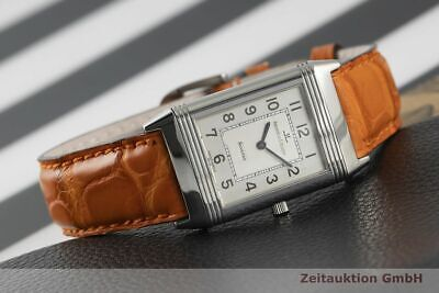 Jaeger-LeCoultre Reverso Handaufzug Edelstahl Unisex Ref. 250.8.86 Klassiker