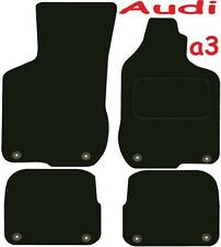 Audi A3 DELUXE QUALITY Tailored mats 1996 1997 1998 1999 2000 2001 2002 2003