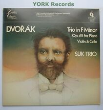 PMC-204 - DVORAK - Triop In F Minor Op 65 SUK TRIO - Excellent Con LP Record