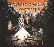 V/A – Baden Metal Vol.1  DIGI CD [UNLIGHT, BITTERNESS, LYFTHRASYR, KATHARSIS...]