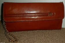 Leather Tailored Clutch Vintage Bags & Cases