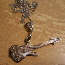 Paul Stanley Cracked Mirror style Ibanez Necklace