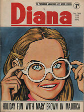 Diana Magazine No. 384  27 June 1970