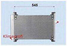 Klimakondensator Fiat Multipla 51751451