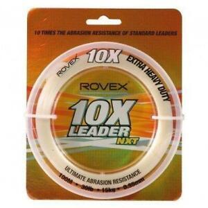 Rovex 10X Leader Fishing Line