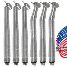 New Listing1 3 Nsk Style Dental High Speed 45 Degree Turbine Handpiece Push Button 4h A