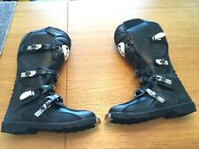 New mens THOR MX T30 motorcycle boots US 13 Eu 48 black