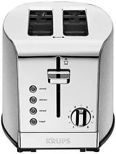 Krups KM730D50 12-Cup Programmable Coffee Maker, Stainless Steel