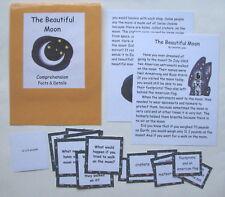 Teacher Made Literacy Resource Center Comprehension Skills Facts & Details