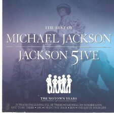 The Jackson 5 - Best of Michael Jackson & The Jackson Five (CD 2001)