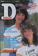 DOLLY 305 1984 Gruppo Italiano Rod Stewart Nick Nolte Giacobbe Rick Springfield