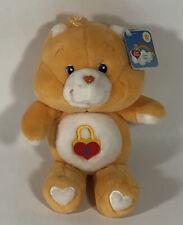 Nwt Care Bears Secret Bear 20th anniversary Small Care Bear Plush 10�