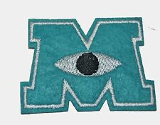 PATCH  monstre et compagnie  THERMOCOLLANT COUTURES