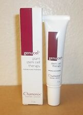 NEW Chamonix Genucel Plant Stem Cell Therapy for Bags & Puffiness 1 tube 0.5 oz