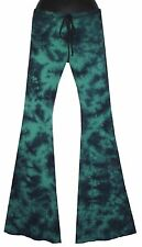 SIZE. S (8-10) LOVERSBAIT FUNKY FLARES! OZ MADE,TIE DYED, 70'S, DANCE, HIPPY.