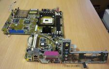 Asus Pundit P4S8L Rev. 1.04 Mainboard + Blende Sockel 478 VGA DVI LAN Audio*m479