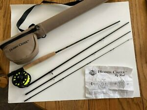 "White River Hobbs Creek 8' 6"" Fly Fishing Rod & Reel"