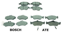 MERCEDES SPRINTER 311 CDi 2000-2006 FRONT AND REAR BRAKE DISC PADS NEW FULL SET
