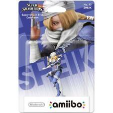 Sheik Amiibo / Nintendo Wii U / 3DS/ Switch