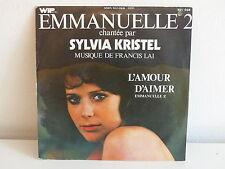 BO Film Emmanuelle 2 SYLVIA KRISTEL / FRANCIS LAI 861008