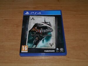 Batman Return to arkham Game for Sony PS4 Playstation 4