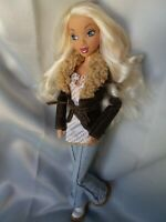 2003 Mattel My Scene Barbie Vespa Doll w/ Clothes Boots Only