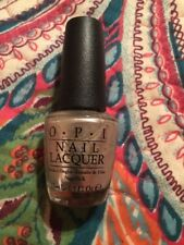 """Opi Soft Shades Collection Nail Lacquer """"This Silver's Mine! #Nlt67"""""""