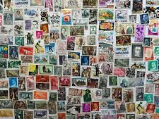 1000 Different Spain Stamp Collection
