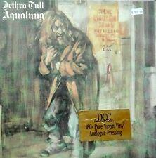 JETHRO TULL AQUALUNG LP VINILE RARO DCC LIMITED Editi. 2603 180gr DISCO ok