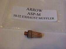 ARROW ASP-M 10-32 Exhaust Muffler  New Old Stock