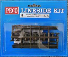 Peco NB-45 Flexible Field Fencing. (N) Railway Model